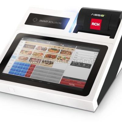Registratori di cassa touch screen