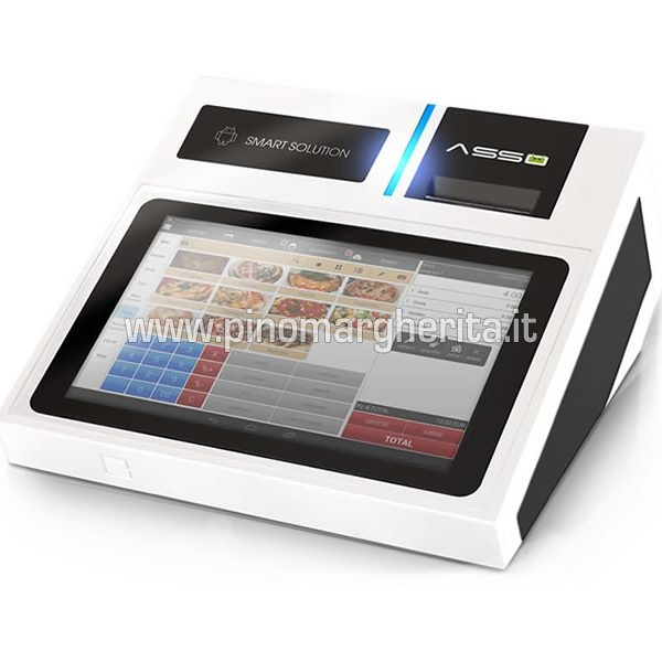 registratore cassa touch screen 10 pollici android asso